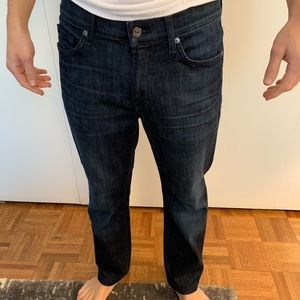 7 for all mankind MENS jean